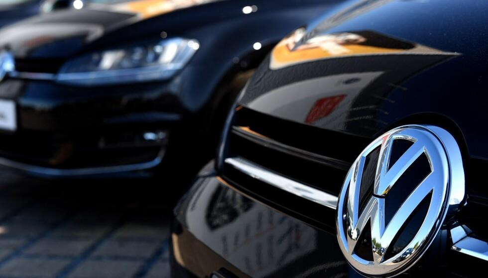 MEST SOLGT: Volkswagen. Foto: NTB scanpix