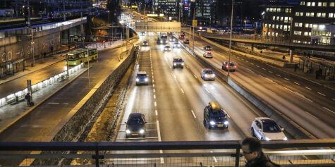 image: Dramatisk trafikk-økning i Oslo