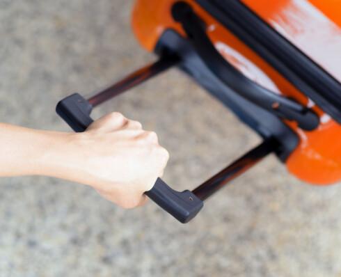 I HATTEHYLLA: Om du hadde med deg koffert som håndbagasje? Joda, og glemmer du den havner den på hittegodskontoret. Foto: SHUTTERSTOCK/NTB SCANPIX