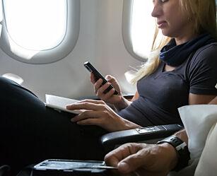 image: Har du glemt igjen noe på flyet?