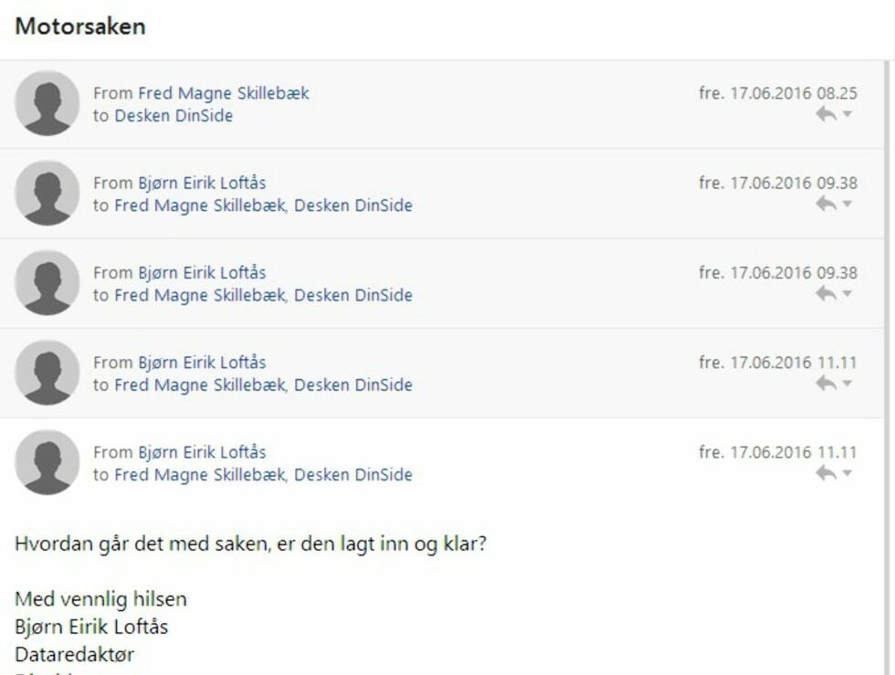 Gruppering av e-postmeldinger er en ny funksjon i eM Client. Den har vært tilgjengelig for Outlook i flere år.