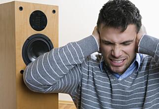 Unngå å plage naboen med lyd