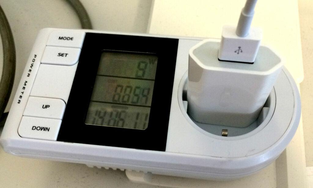 image: Så mye strøm bruker dingsene i hjemmet ditt