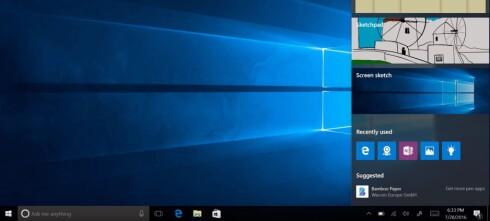 Windows 10 er blitt «ny»