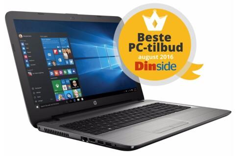 PC-tilbudet fra Elkjøp er etter vår mening det beste i klassen 3-4.000 kroner akkurat nå.