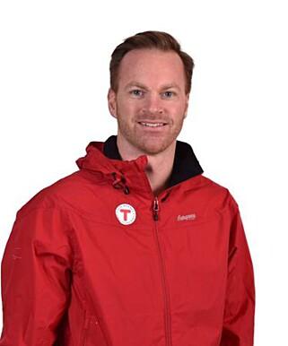 Anders Gjengedal, tidligere leder for tursenteret i DNT.