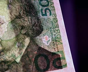 image: Vil fysiske penger forsvinne?