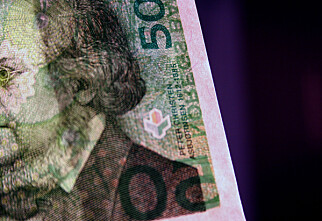 Vil fysiske penger forsvinne?