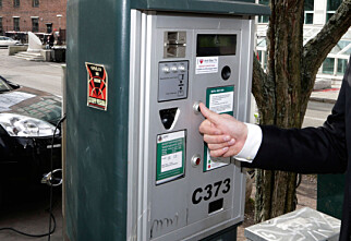 Dette har du krav på når parkeringsautomaten er ødelagt