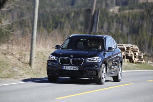 FORANDRING FRYDER: Men forvandlingene har også gjort noe erketypiske BMW-kunder vil kunne merke seg.  Foto: ESPEN STENSRUD