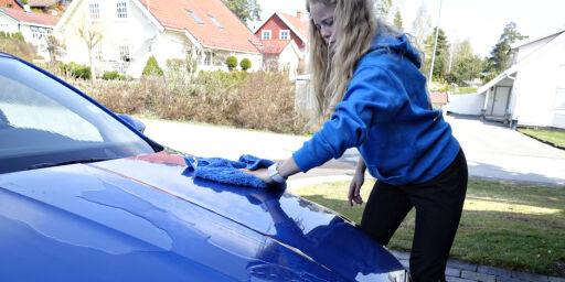 image: Tørking av bil - vi har testet 12 produkter