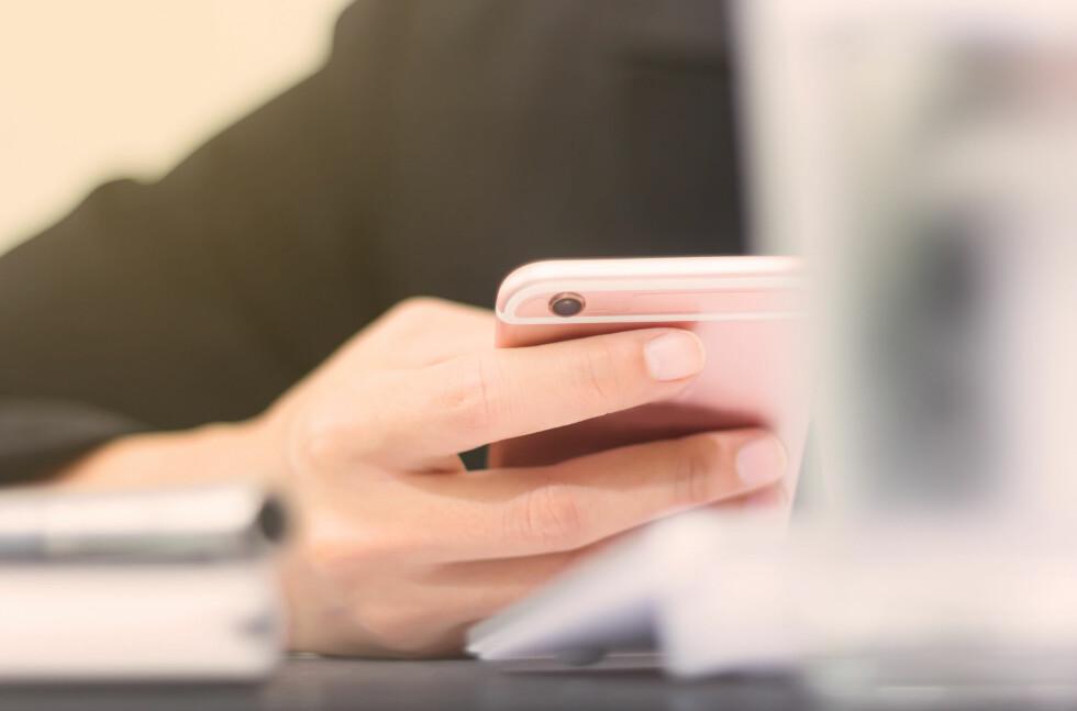 KJEKKE HJELPEMIDLER: Skal du studere i år, finnes det en rekke apper som kan gjøre hverdagen enklere. Foto: GokGak / Shutterstock / NTB Scanpix