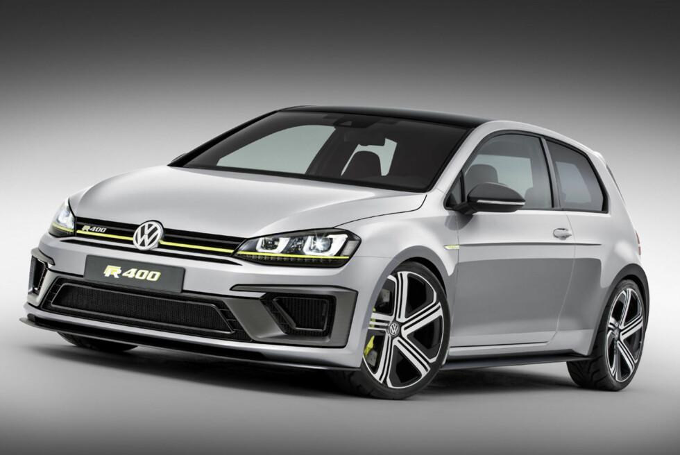 TOPPER SALGET: VW Golf er ikke bare Norges mest solgte bil, men også den mest solgte i Europa.  Foto: VOLKSWAGEN
