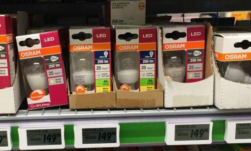 image: Velg riktig LED-pære
