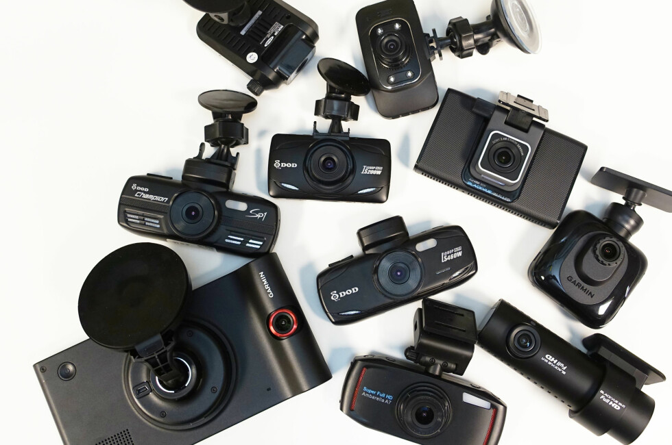 STORE FORSKJELLER: Det skiller 3.000 kroner på billigste og dyreste kamera, og et billigkamera kommer overraskende høyt på poenglisten. Foto: RUNE M. NESHEIM