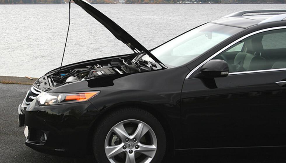 Store eksteriørbilder: Honda Accord Tourer 2.2 i-DTEC