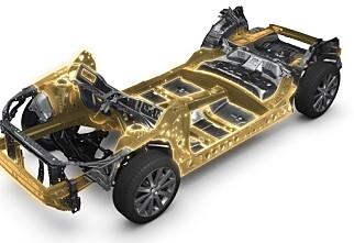 Subaru viser elbil