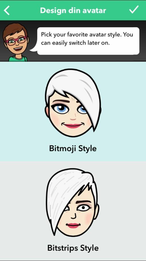 HALVE MOROA: For oss som elsker spill som Sims, er denne delen  nesten like gøy som å faktisk ta emojiene i bruk. Foto: KIRSTI ØSTVANG