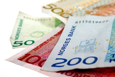 9,2 MILLIARDER: Så mye skal betales inn i restskatt i disse dager. Foto: OLE PETTER BAUGERØD STOKKE