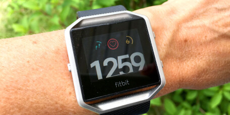 TEST: Fitbit Blaze