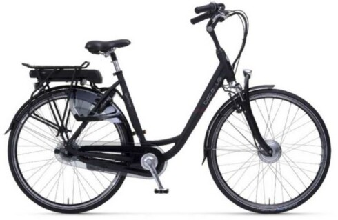 HOLDER MÅL LIKEVEL? Den svenske importøren av Batavus Torino henviser til test i Nederland og mener sykkelen tilfredsstiller kravene. Foto: VARTEX