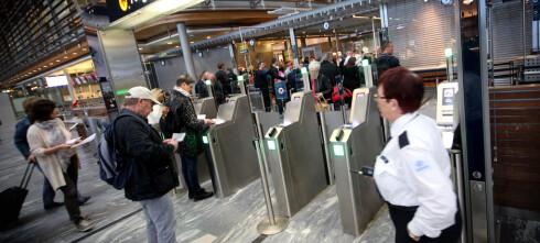 Den smarteste veien gjennom flyplassen