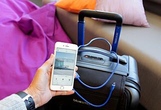 TEST: Smartkofferten Bluesmart