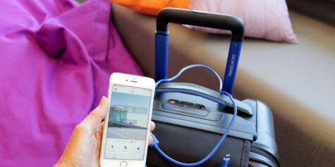 image: TEST: Smartkofferten Bluesmart