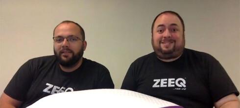 ZEEQ - «smartputen» som skal stoppe snorkingen