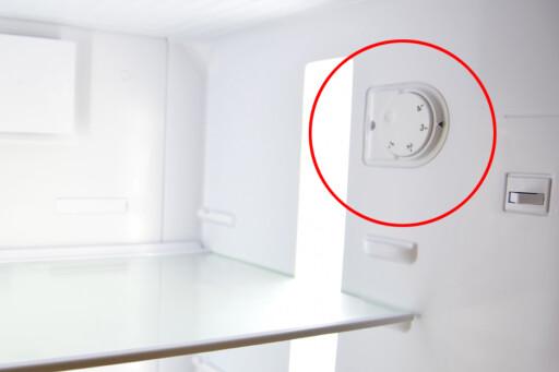 HØYT TALL = LAV TEMPERATUR Med et såkalt mekanisk termostat betyr høyeste tall laveste temperatur. Foto: SHUTTERSTOCK/NTB DINSIDE
