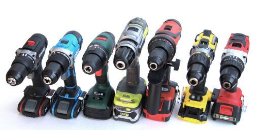 image: Test av batteridriller til under 3.000 kroner