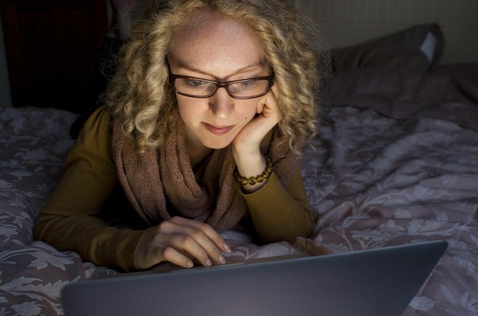 VÆR KRITISK: Du kan lett villedes i nettjungelen når du googler etter symptomer og sykdommer, så første bud er å bruke sunn fornuft. Foto: Shutterstock