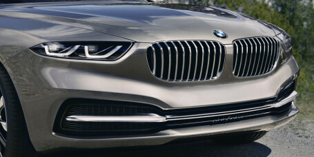 BMW 8-serie kommer - Gran Lusso Coupé viste veien