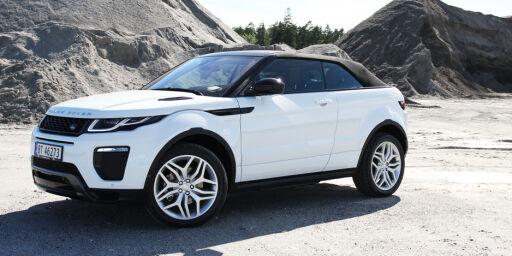 image: Testet: Range Rover Evoque Cabriolet