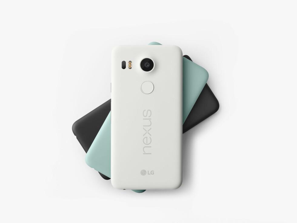 VANILJE: Nexus-telefonene kjører Android slik Google har laget det, og står alltid først i køen når det kommer en ny, stor Android-oppdatering. Foto: GOOGLE