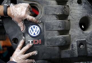 VW-skandalen: Motorer friskmeldes