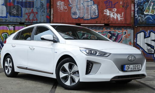 image: TEST: Hyundai Ioniq - svært attraktiv elbil