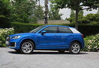 Test: Audi Q2 - merkets minste SUV