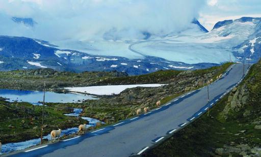 image: På bilferie i Norge? Her er de fineste veistrekningene