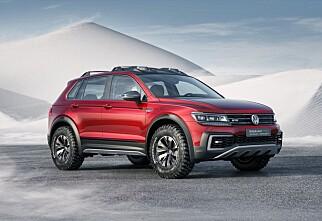 VW kutter den ladbare hybriden Tiguan GTE