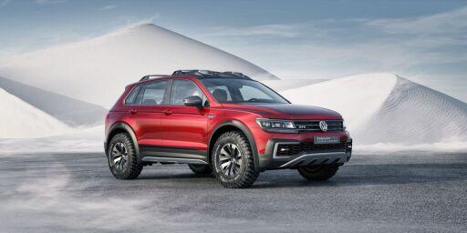 image: VW kutter den ladbare hybriden Tiguan GTE