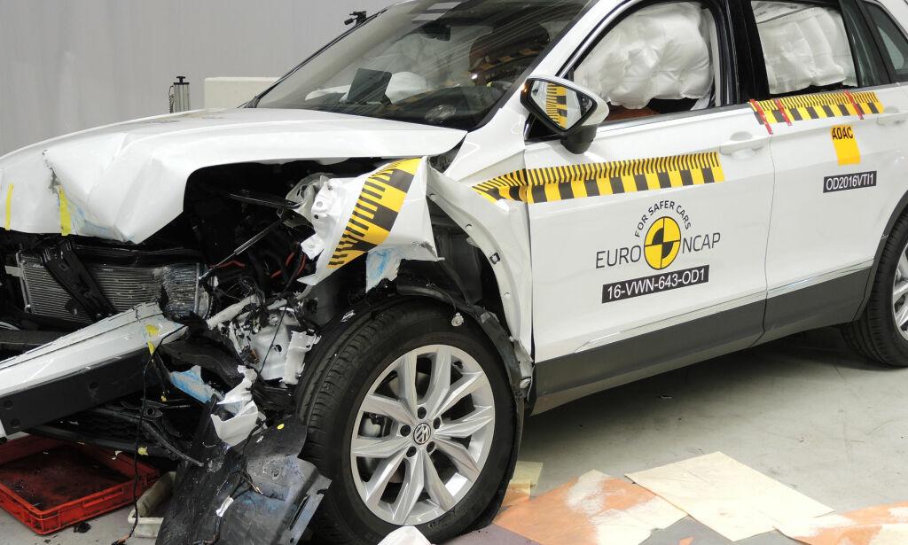 image: Euro NCAP: Autobrems kan gjøre forskjellen