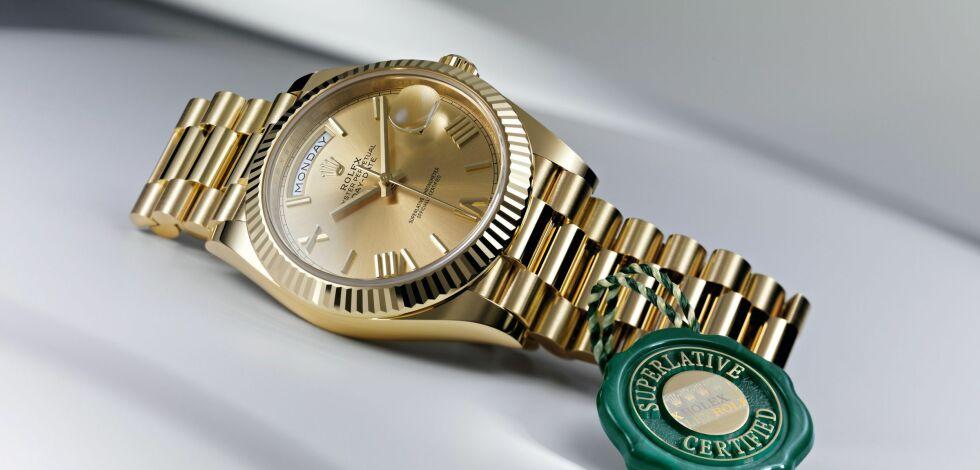 image: Kjøpte Rolex til 100.000 kontant, forsikringen nektet å dekke