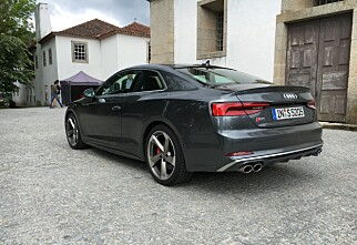TEST: Audi A5