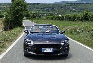 Fiat-roadsteren gjenoppstått