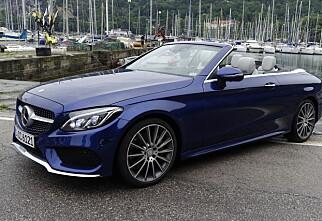 Test: Mercedes-Benz C-klasse cabriolet AMG