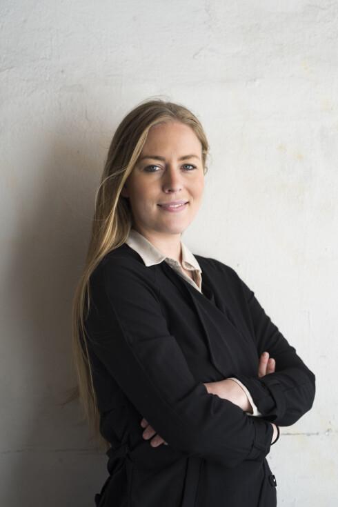 FOR LAV: Studiestøtten bør opp, mener Therese Eia Lerøen. Foto: NORGES STUDENTORGANISASJON