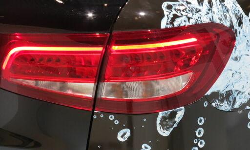 image: Mercedes-Benz GLC F-cell: Det beste fra to verdener?
