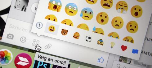 Facebook Messenger får nye emojier