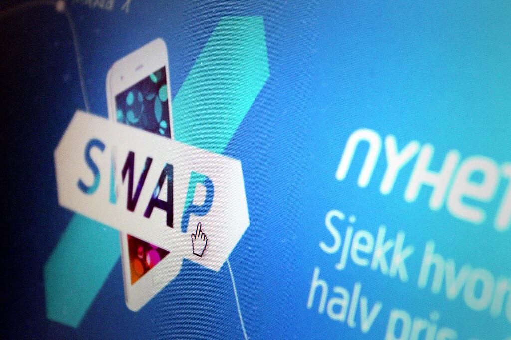 <b>NYHET: </B>Telenor Swap er teleoperatørens nyeste påfunn i jakten på norske kunder. Tanken er å gi deg ny telefon hvert år, noe du selvfølgelig også kan få om du kjøper og selger helt selv. Foto: OLE PETTER BAUGERØD STOKKE